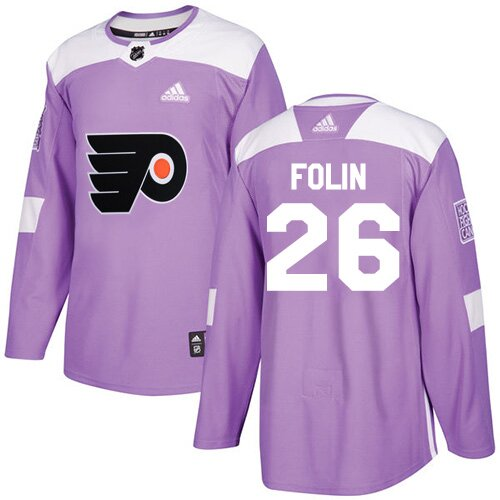 Youth Philadelphia Flyers #36 Colin McDonald Adidas Orange Home Premier NHL Jersey