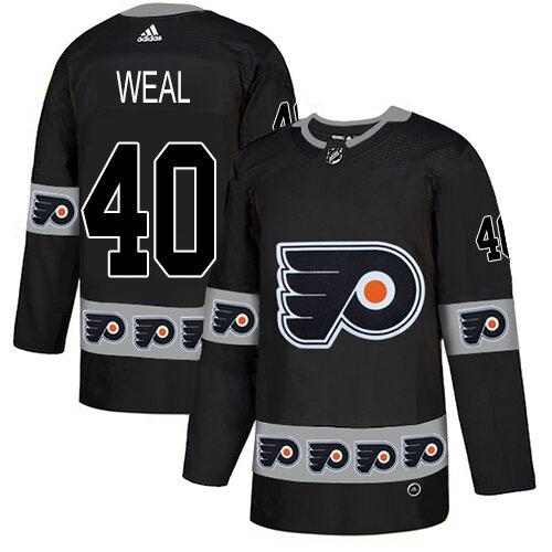 Youth Philadelphia Flyers #61 Justin Braun Orange Home Premier Hockey Jersey