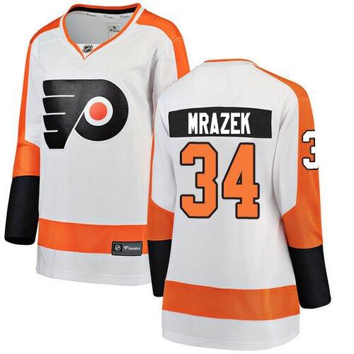 Men's Philadelphia Flyers #79 Carter Hart Black Alternate Premier Hockey Jersey